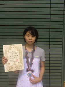 中学女子エペ (1)